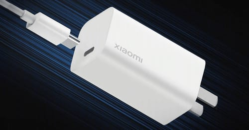 Xiaomi acquired a license for a 120-watt charger