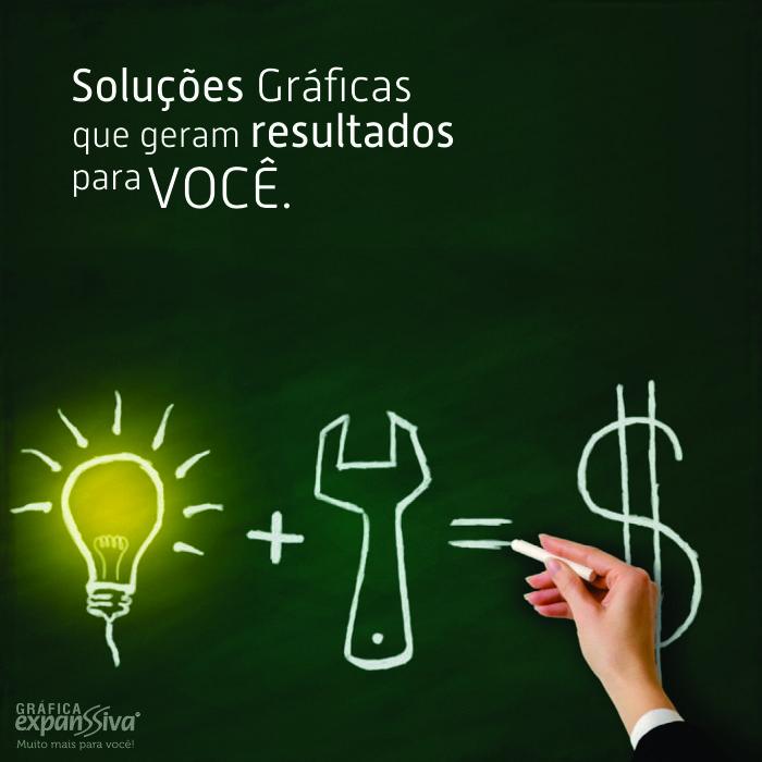 Gráfica expanSSiva Soluções Criativas de Porto Alegre para o Brasil