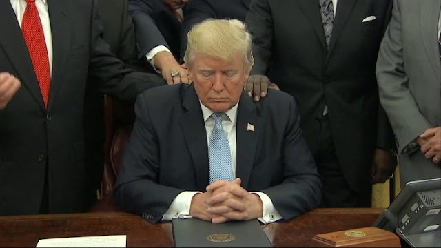 God Is The Ultimate': Trump Talks About His Faith In God (Video)