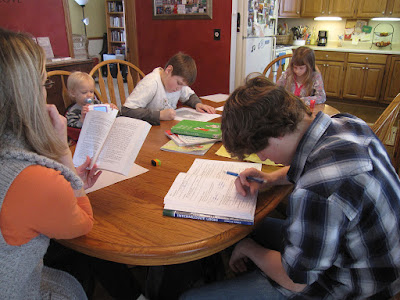 6 Methods of Homeschooling Education