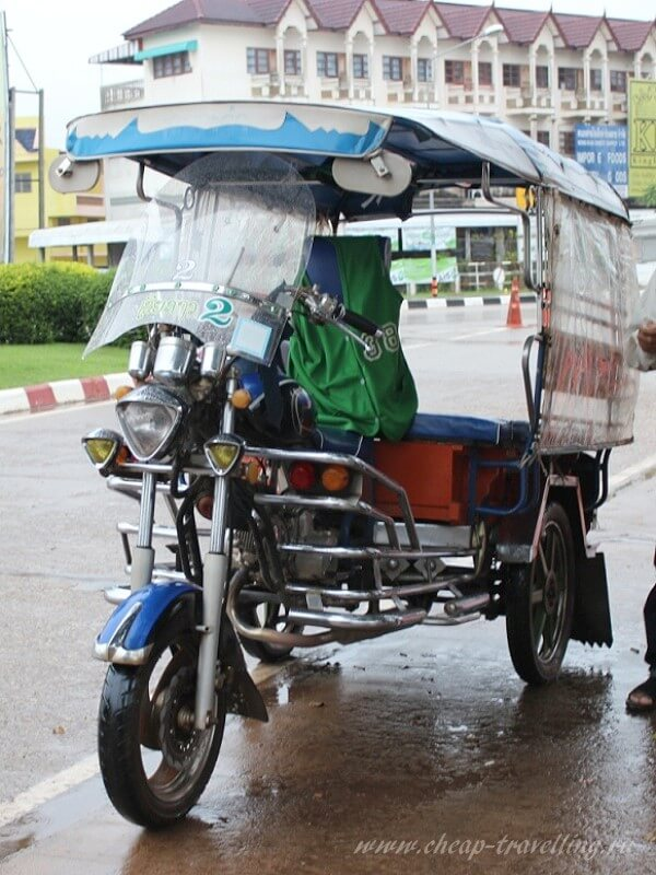 Мото рикша