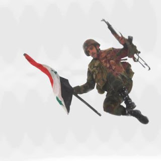 FIRST POST - SUNDAY FEBRUARY 3, 2013 - NEWS FROM SYRIA: FSA ROUTED EVERYWHERE; GLOBAL PROPAGANDA MILD; SYRPER READERS' COMMENTS 2
