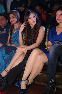 Rogue Movie Teaser Launch Event 1st March 2017   Mannara Chopra, Angela and other star cast Gallery 13.JPG