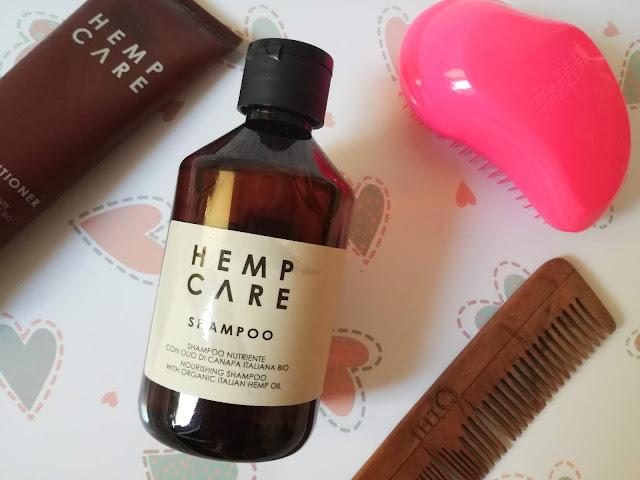 hemp care szampon