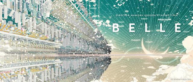 BELLE será la nueva película de Mamoru Hosoda.