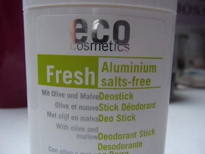 dezodorant bez hliníkových solí