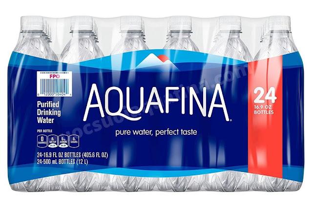 Nuoc chai Aquafina