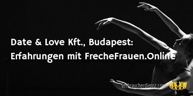 Titel: Date & Love Kft., Budapest: Erfahrungen mit FrecheFrauen.Online
