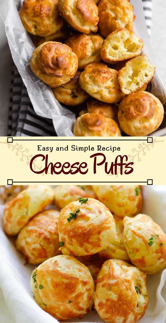 Cheese Puffs #healthyfood #dietketo #breakfast #food