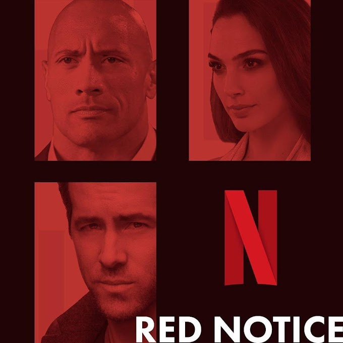 Netflix's Red Notice - Resumes Filming Next Month!!!!