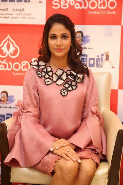 Lavanya Tripathi Stills At Intelligent Movie Song Launch At Kalamandir