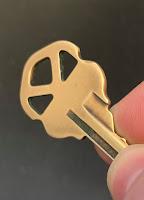 Old Key Brings Back Memories