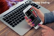 Swing trading vs intraday trading: Choose the best