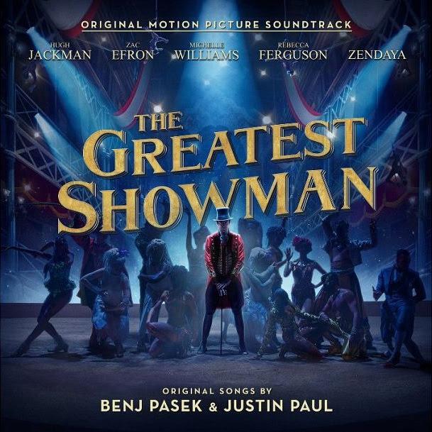 電影原聲帶《大娛樂家 The Greatest Showman (CD)》