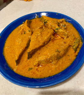 POMFRET CURRY / FISH CURRY