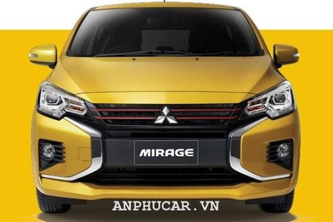 Mitsubishi Mirage 2020 hồi sinh mạnh mẽ nhờ thay đổi toàn diện