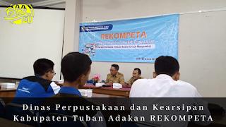 Rembuk Komunitas Pegiat Perpustakaan Kabupaten Tuban