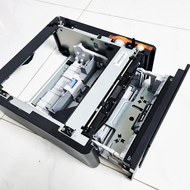 Khay giấy HP Pro 400 M401 | Khay giấy tăng cường 500 tờ máy in HP 401 1