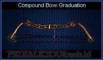Compound Bow Graduation