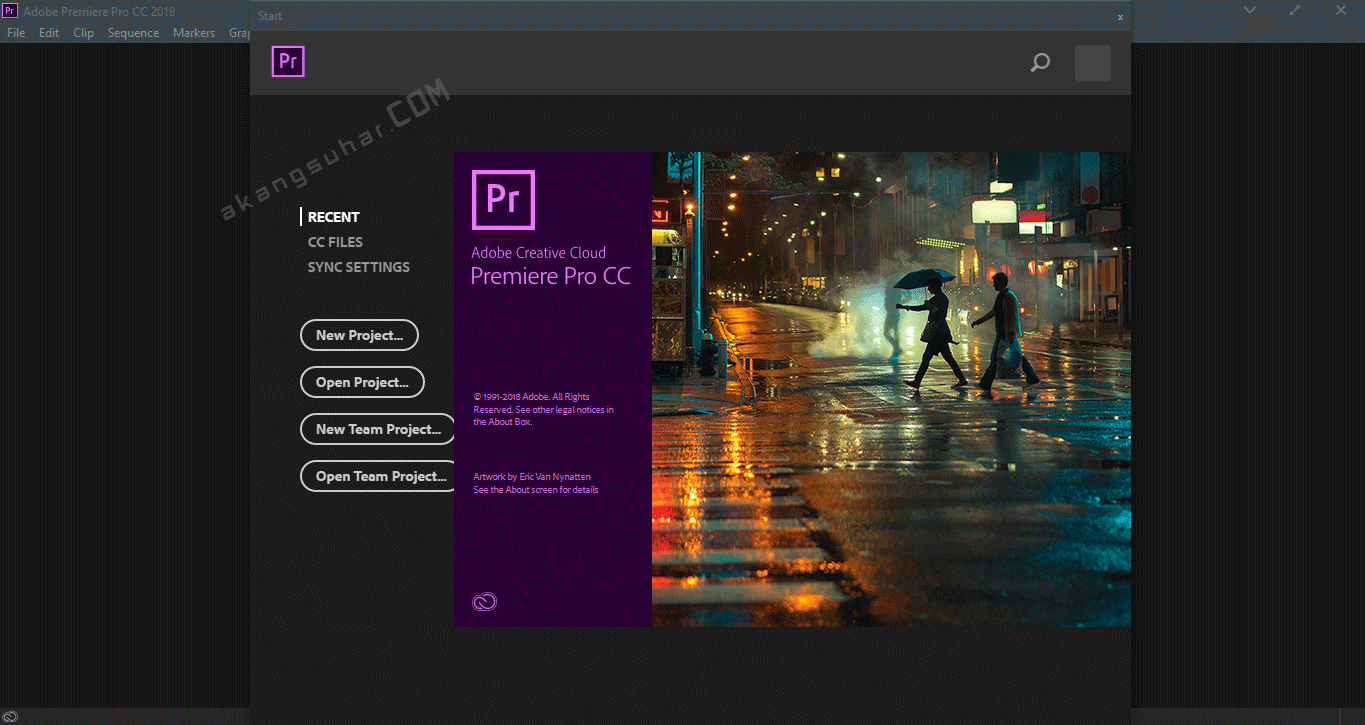 Free Download Adobe Premiere Pro CC 2018 Final Full Version