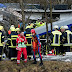 Eight people dead and around 150 injured in German train crash