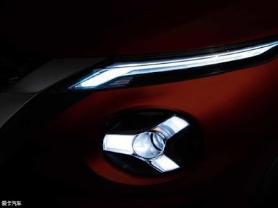 Teaser All New Nissan Juke 2020