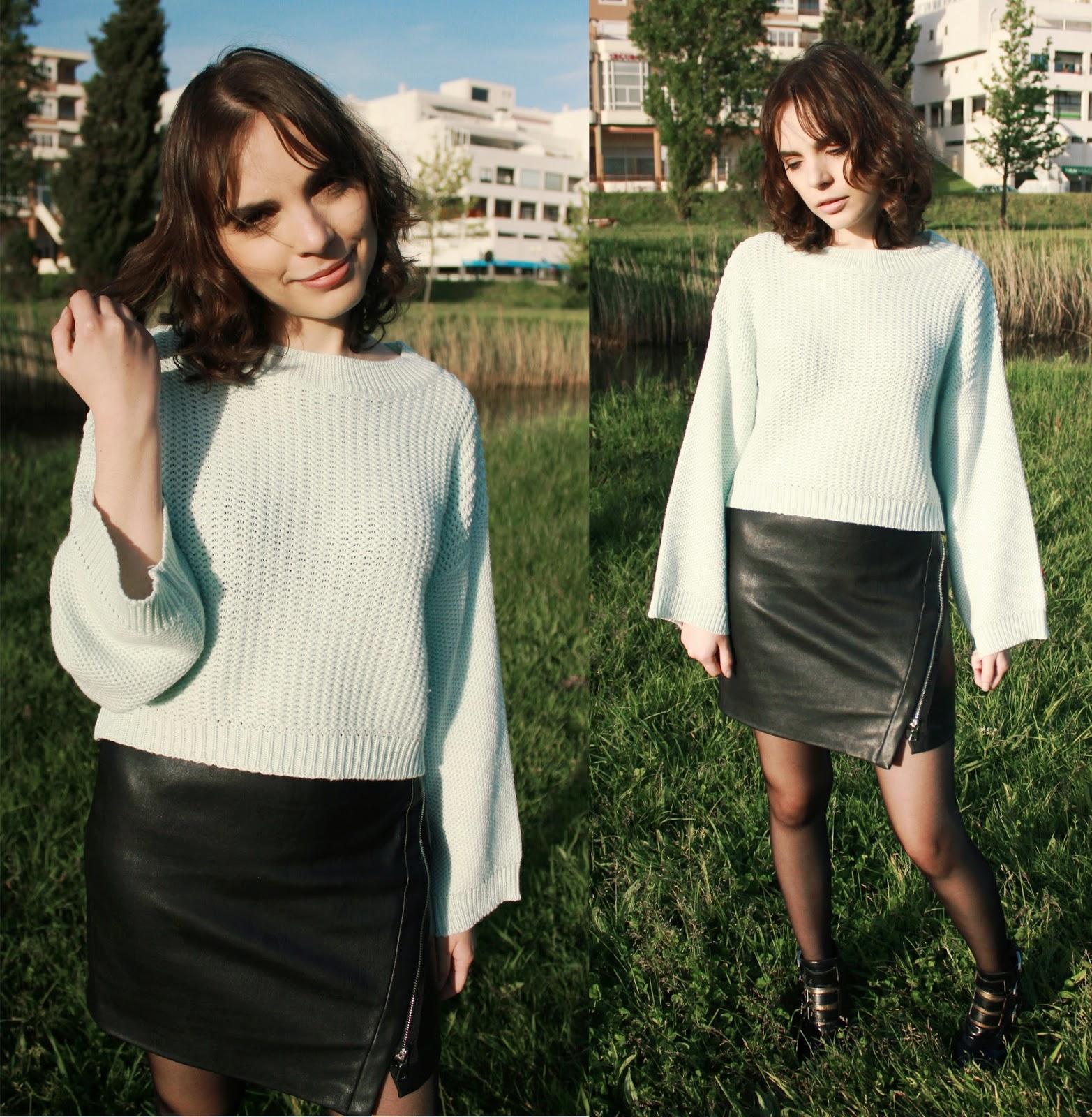 Zara Sock Fabric Shoes Review