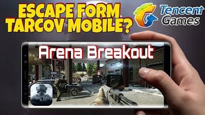 Arena Breakout apk