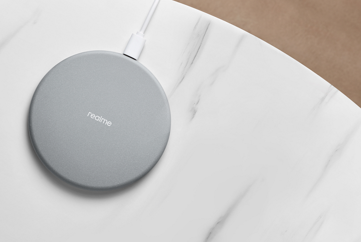 Realme 10W Wireless Charger (Fast Wireless Charger)