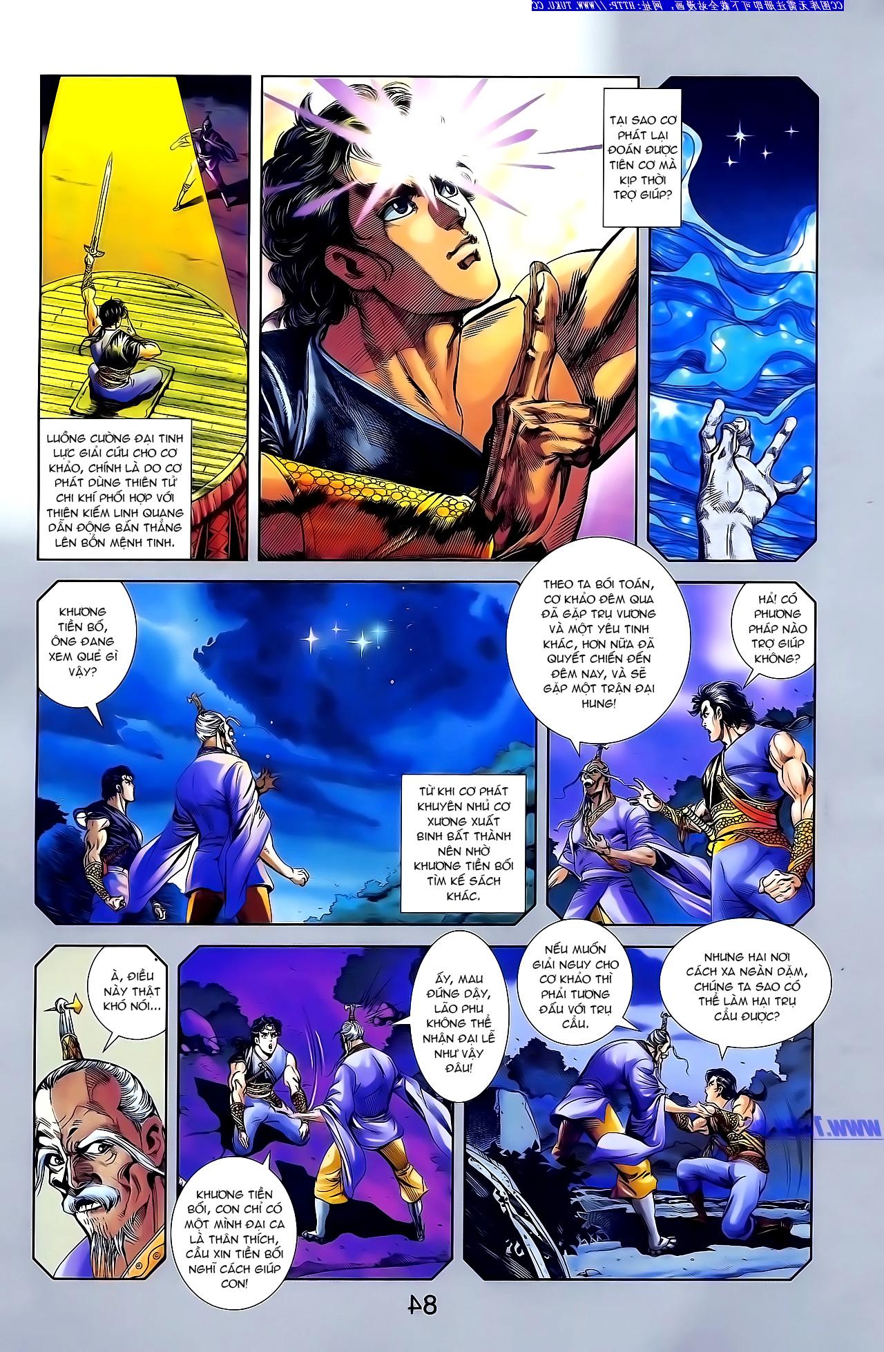 Cơ Phát Khai Chu Bản chapter 148 trang 19