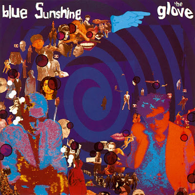Blue Sunshine album cover by The Glove