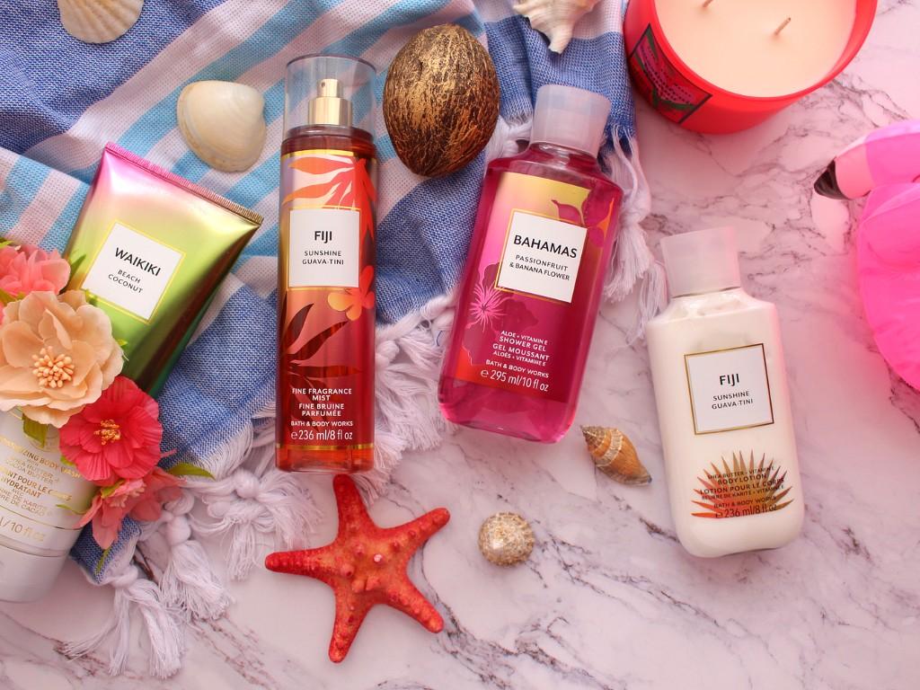 Żar w tropikach czyli Bath & Body Works Tropical Paradise