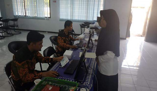 Seleksi CPNS di BKD Lumajang