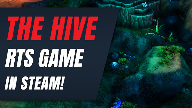 Check Out The Hive - Rise of the Behemoth in STEAM! Discovering Steam Games!