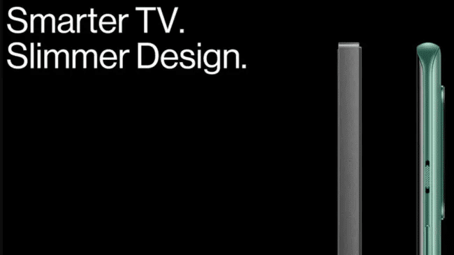 OnePlus confirms the launch of 3 smart TVs and announces the price