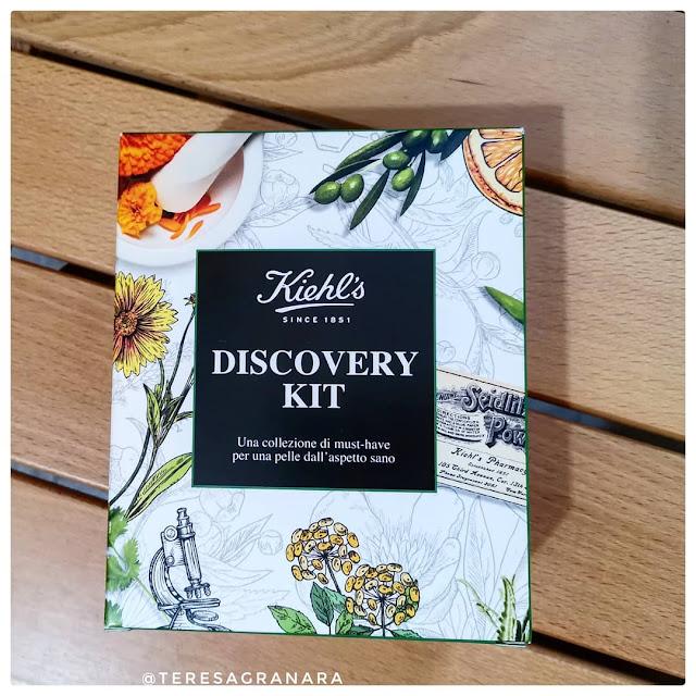 Discovery Kit Kiehl's  teresagranara