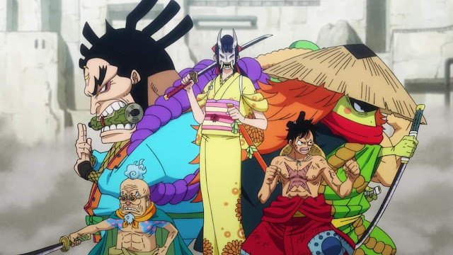 One Piece Episode 948 Subtitle Indonesia