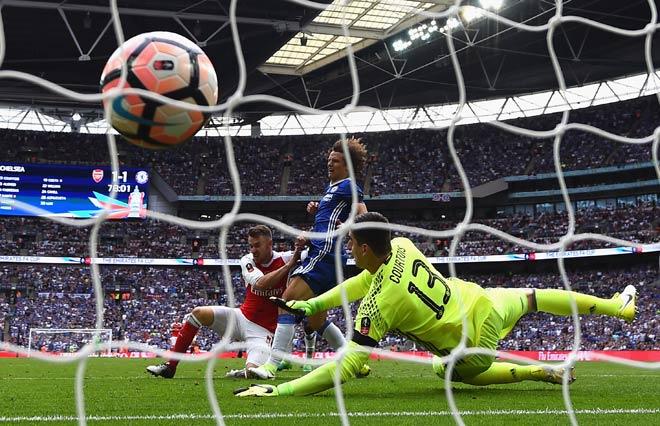 Chelsea loại MU, chớ vội mừng: Arsenal là hung thần ở chung kết FA Cup 3