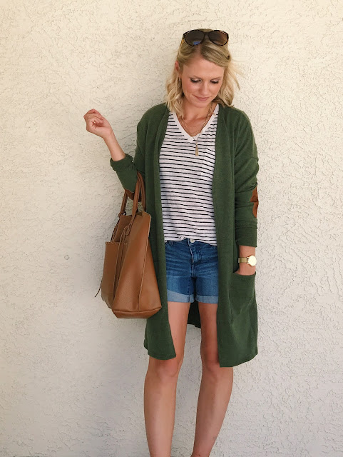 Budget Friendly Fall Cardigans