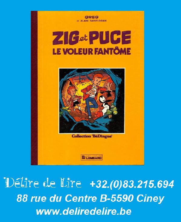 Zig-Puce-voleur-fantome-vagabond-Asie-Greg-Saint-Ogan-Lombard-BeDingue