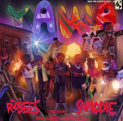 R2bees Ft Sarkodie - Yawa (Audio MP3 + Official Music Video)