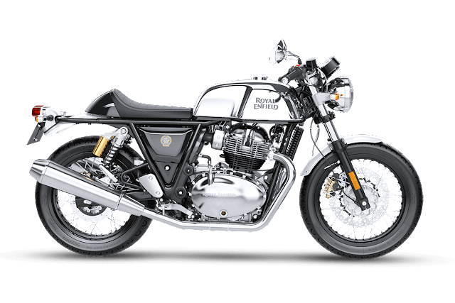 Royal Enfield Continental GT 650 picture 002