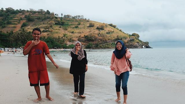 rekomendasi pantai di lombok utara