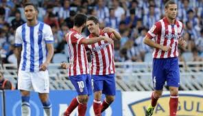 Atlético Madrid vs Real Sociedad