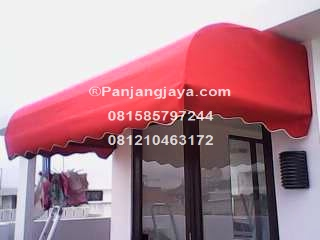 Jasa Canopy Kain di Bogor