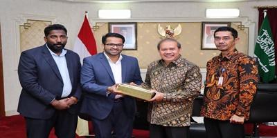 Konjen RI Jeddah, Eko Hartono, Tingkatkan Peluang Tenaga Kerja Indonesia