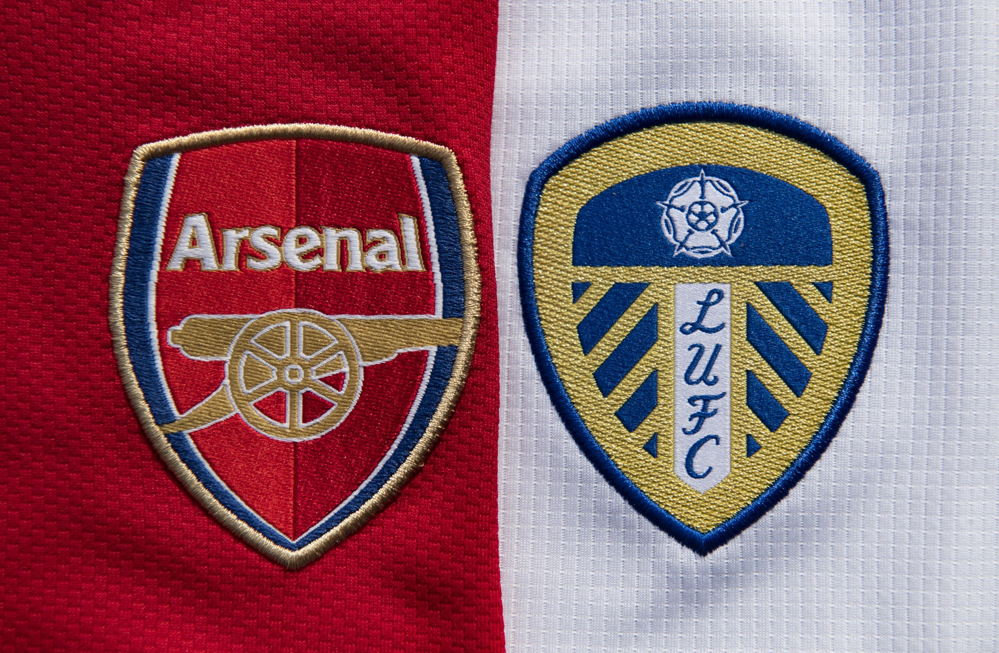 Arsenal vs Leeds United Match