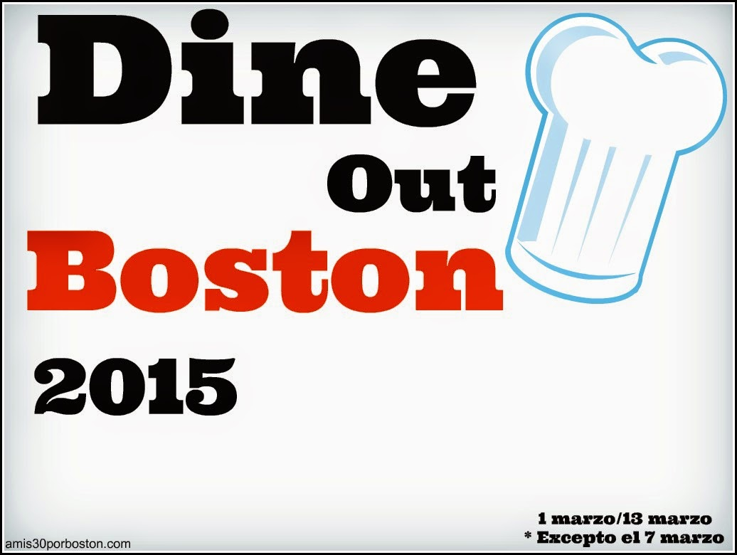 Dine Out Boston 2015