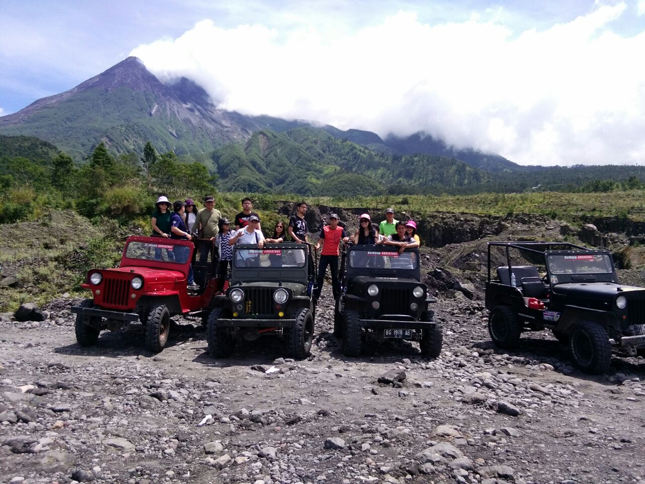 25 Tempat Wisata GunungMerapi dan Sekitarnya yang Wajib Dikunjungi - TempatWisataUnik.com