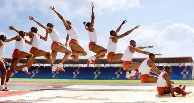 Macam Olahraga Atletik Lompat Jauh
